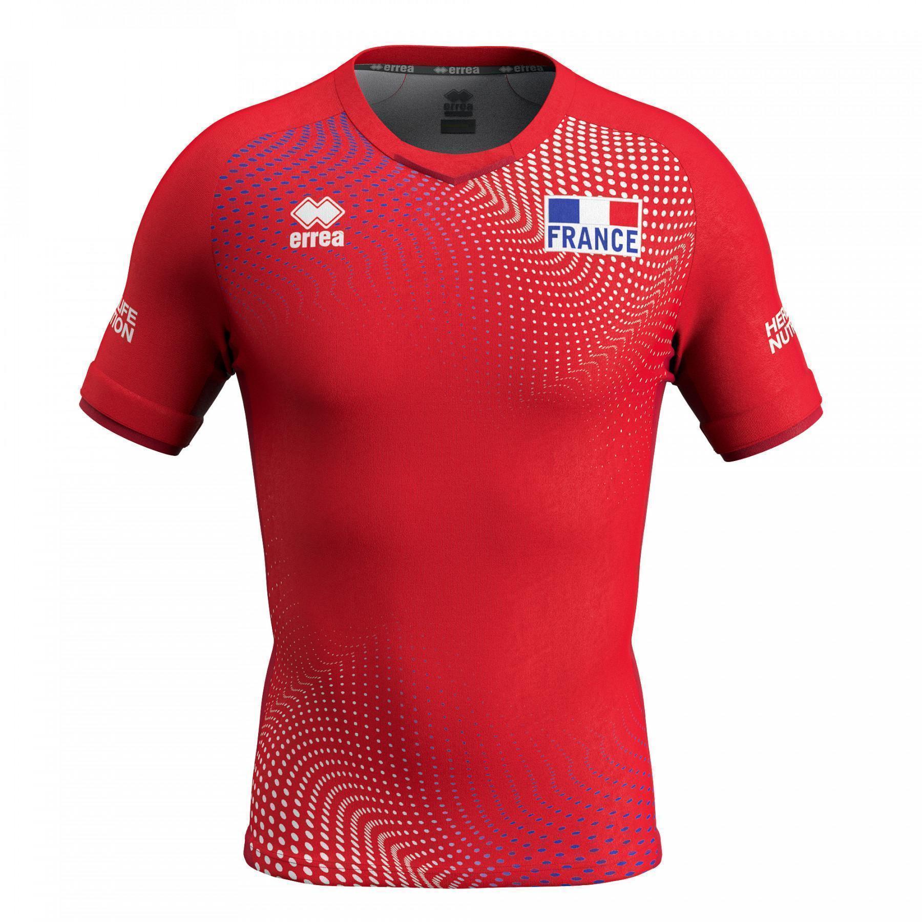 Camiseta del tercer equipo de Francia de voleibol 2020