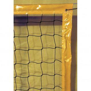 Red de voleibol de playa 9,50x1m pe cableado 3mm malla simple 100 cordón Sporti France