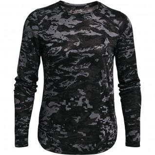 Camiseta de manga larga Under Armour Breeze Run para mujer