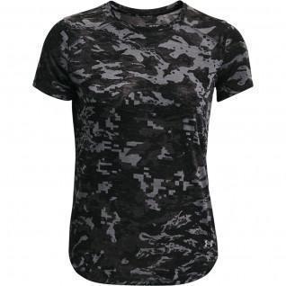 Camiseta de manga corta Under Armour para mujer Breeze Run