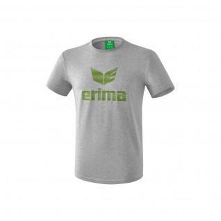 Camiseta Erima essential junior con logotipo