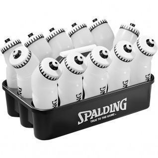 Portabotellas Spalding negro