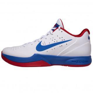 Zapatillas Nike Air Zoom HyperAttack blanco/azul real/rojo