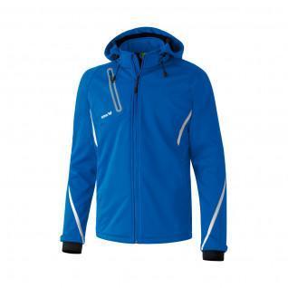 Función de la chaqueta softshell Erima