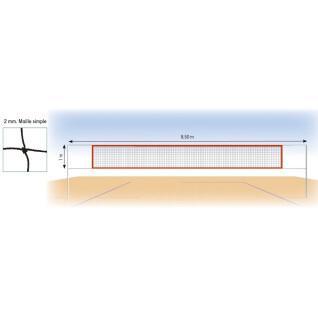 Red de voleibol de playa de 2 mm de poliamida Tremblay