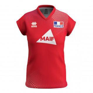 Camiseta del tercer equipo femenino Equipe de france 2020