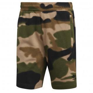 Pantalones cortos adidas Originals Camo 3-Stripes