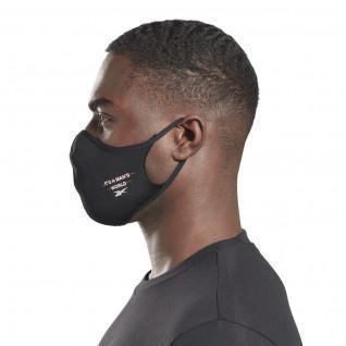 Máscara grande Reebok