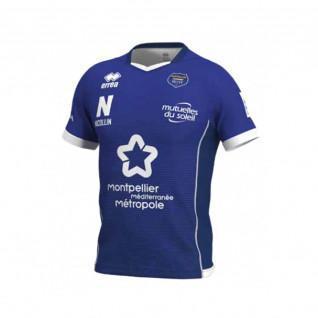 Camiseta de casa Montpellier Volley 2019/20