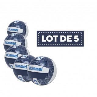Paquete de 5 pelotas de voleibol Hummel Energizer [Tamaño5]