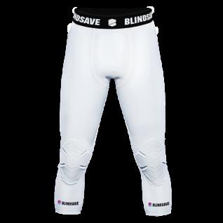 Pantalones 3/4 con rodillera integrada Blindsave