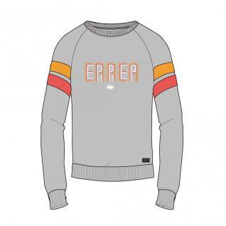 Sweatshirt à col rond femme Errea trend ad