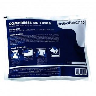Paquete de 12 compresas frías Tremblay Méditech+.