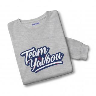 Sudadera mixta Logotipo del equipo Yavbou