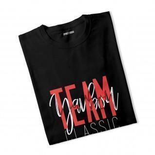 Camiseta Team Yavbou Classic