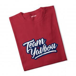 Camiseta de niño con el logotipo del equipo Yavbou