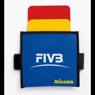 Juego de cartas de árbitro Mikasa VK