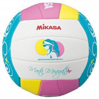 Pelota de voleibol de playa Mikasa VMT5 [Tamaño tamaño5]